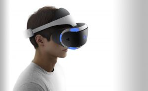 Sony's PS4 Virtual Reality Headset to Launch in 2016